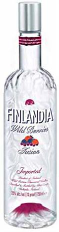 Finlandia Vodka Berries
